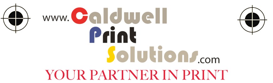 Caldwell Print Solutions Logo